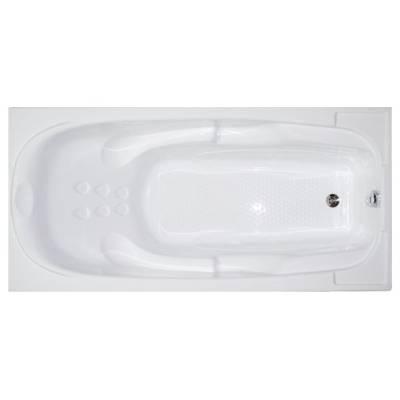 Акриловая ванна Bellrado Иллюзия 168x79,5x67