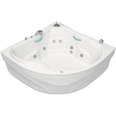 Акриловая ванна Bellrado Виктория 1645*1645*800