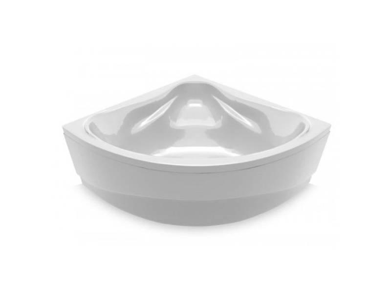 Акриловая угловая ванна Relisan Mira 150x150 см