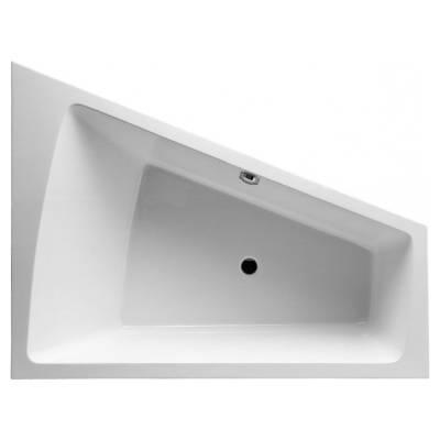 Акриловая ванна Riho Doppio 180x130 L левая