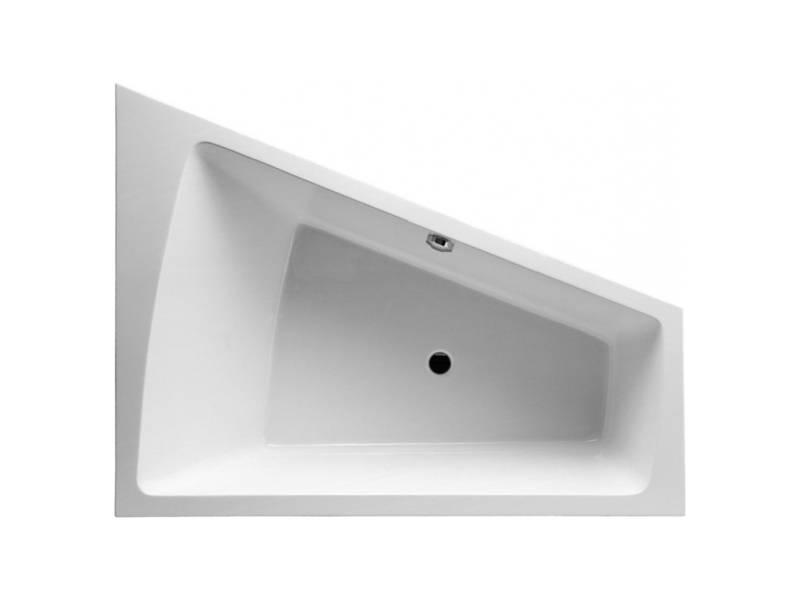 Акриловая ванна Riho Doppio 180х130 L левая