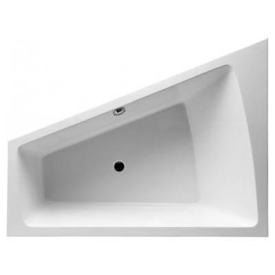Акриловая ванна Riho Doppio 180x130 R правая