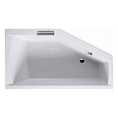 Акриловая ванна Riho Geta 170x90 L левая