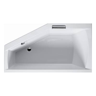 Акриловая ванна Riho Geta 170x90 R правая