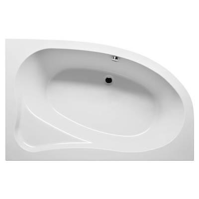 Акриловая ванна Riho Lyra 140x90 L левая