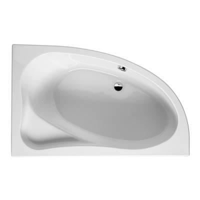 Акриловая ванна Riho Lyra 153x100 L левая