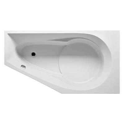 Акриловая ванна Riho Yukon 160x90 L левая