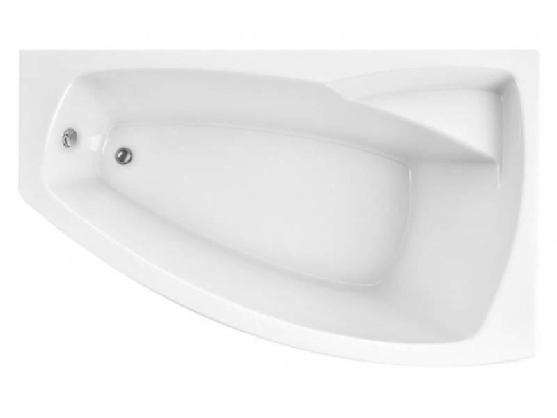 Акриловая ванна 1Marka Assol 160x100 см R правая