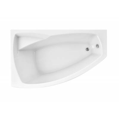 Акриловая ванна 1Marka Assol 160x100 L левая