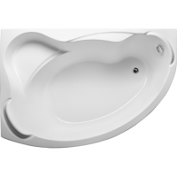 Акриловая ванна 1Marka Catania 160x110 L левая