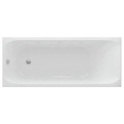 Акриловая ванна Акватек Альфа 140x70