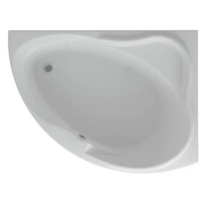 Акриловая ванна Акватек Альтаир правая 160x120