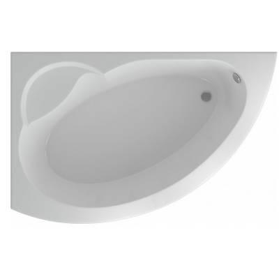 Акриловая ванна Акватек Аякс 2  левая 170x110