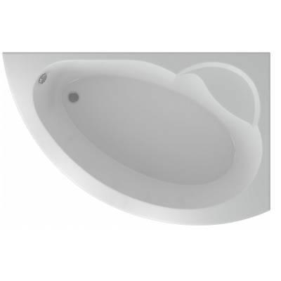Акриловая ванна Акватек Аякс 2 правая 170x110