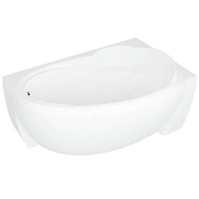 Акриловая ванна Акватек Бетта правая 150x95