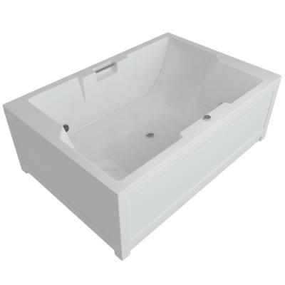 Акриловая ванна Акватек Дорадо 190x130