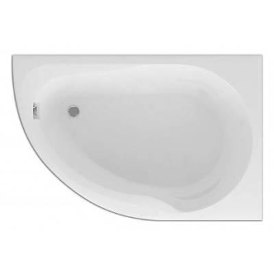 Акриловая ванна Акватек Вирго правая 150x100