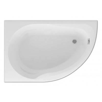 Акриловая ванна Акватек Вирго левая 150x100