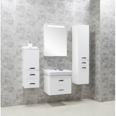 Комплект мебели Акватон Америна 60 белый
