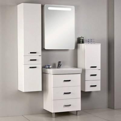 Комплект мебели Акватон Америна 60 М белый