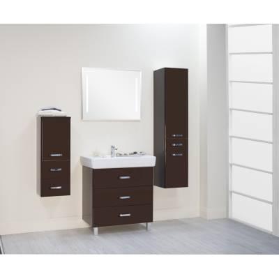 Комплект мебели Акватон Америна 60 М тёмно-коричневый