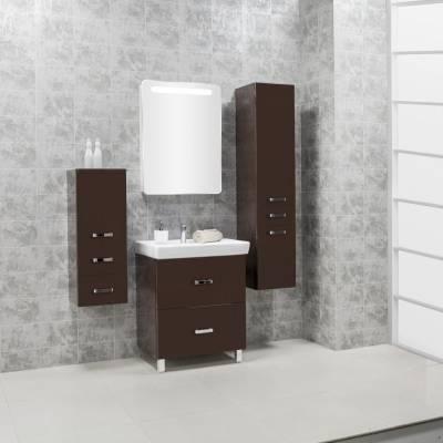 Комплект мебели Акватон Америна 60 Н тёмно-коричневый