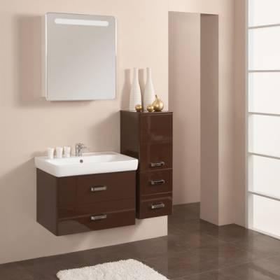 Комплект мебели Акватон Америна 60 тёмно-коричневый