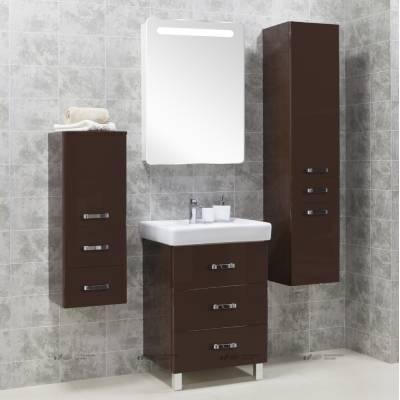 Комплект мебели Акватон Америна 70 М тёмно-коричневый