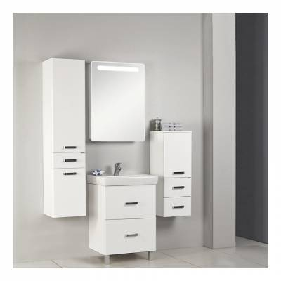 Комплект мебели Акватон Америна 60 Н белый