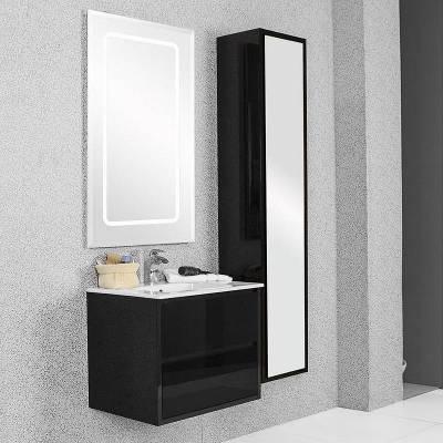 Комплект мебели  Акватон Римини 60 черный