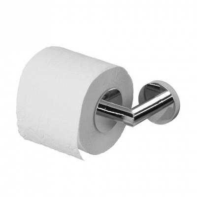 Держатель для туалетной бумаги открытый Aquanet хром 187043