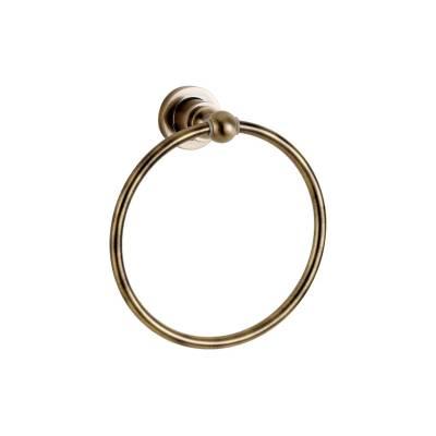 Держатель для полотенца кольцо Aquanet латунь 189262