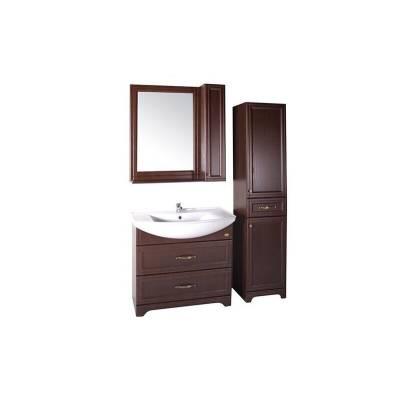 Комплект мебели ASB-Woodline Берта 85 орех антикварный