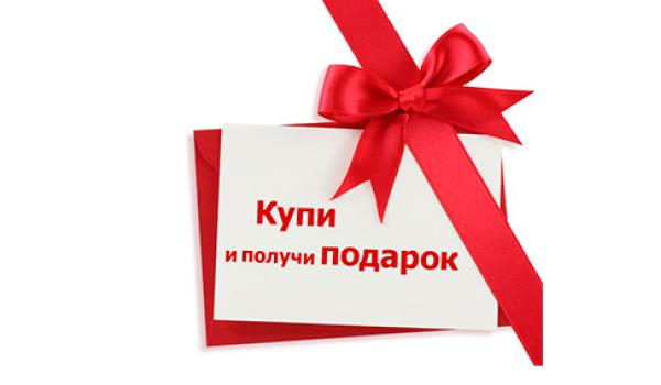 Radomir - контроллер в подарок!