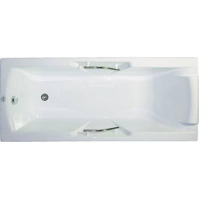 Акриловая ванна Bellrado Деметра 168x72x68