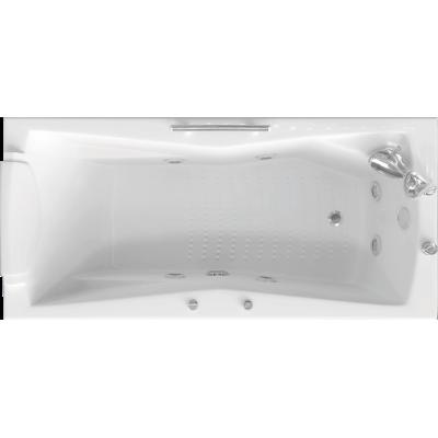 Акриловая ванна Bellrado Доминик 160x75x66