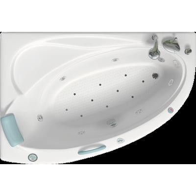 Акриловая ванна Bellrado Глория 150x100x63 правая