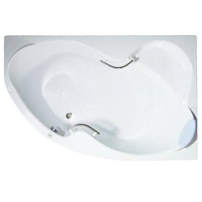 Акриловая ванна Bellrado Индиго 160x100,5x71 левая