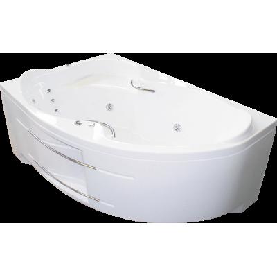 Акриловая ванна Bellrado Индиго 160x100,5x71 правая