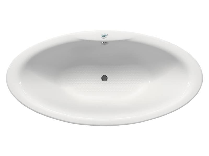 Акриловая овальная ванна  Bellrado Катрин 1845x905x570