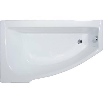 Акриловая ванна Bellrado Мэги 140x85x63 правая