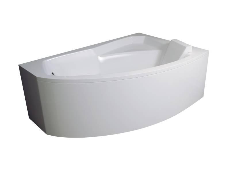 Акриловая ванна Besco Rima 150x95 см R