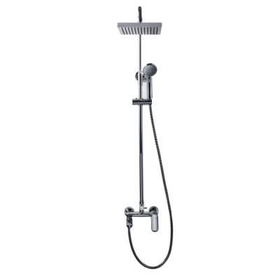 Душевая колонна для ванны Bravat Opal F6125183CP-A-RUS