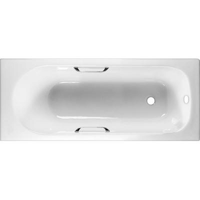 Чугунная ванна Byon 13 170x70x42 см ручки хром