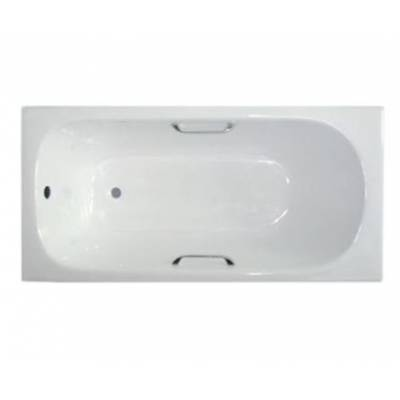 Чугунная ванна Castalia Prime 150x70x42