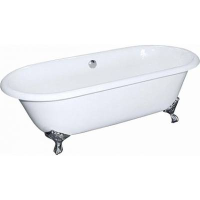 Чугунная ванна Elegansa Gretta chrome