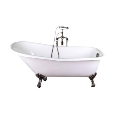 Чугунная ванна Elegansa Schale Antique