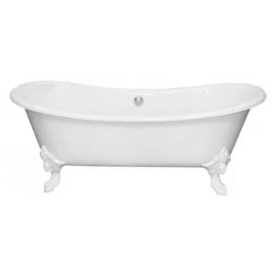 Чугунная ванна Elegansa Nadia white