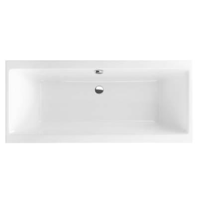 Акриловая ванна Excellent Pryzmat Slim 180x80
