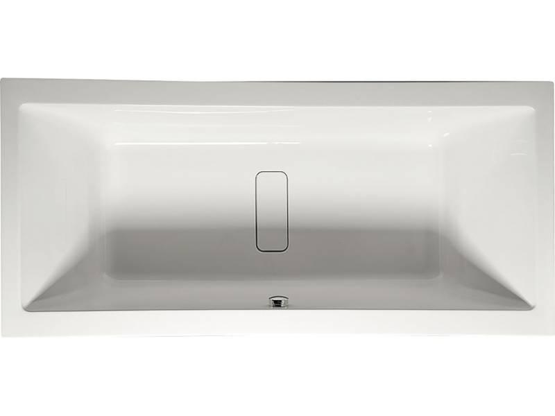 Акриловая прямоугольная ванна Alpen Marlene 180x80